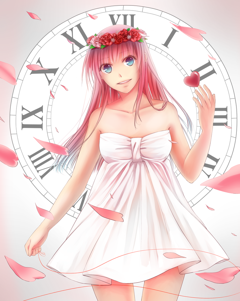 [Vocaloid] Answer by Sachrawrrr