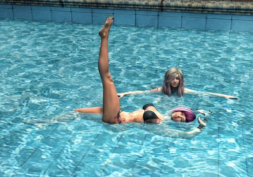 Double Pool