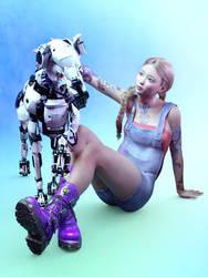 Mechanical Pets
