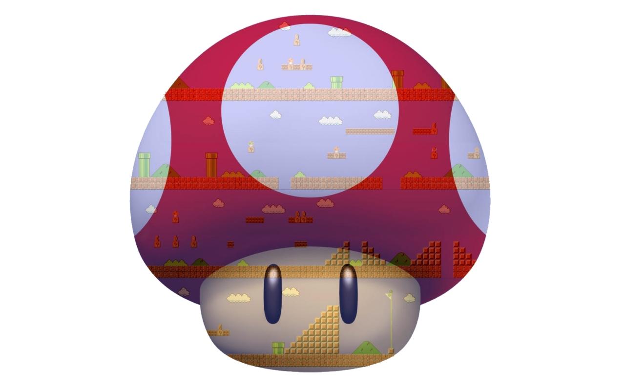 Mario Brothers Mushroom