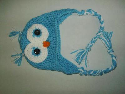 Owl hat by Kathskrafts