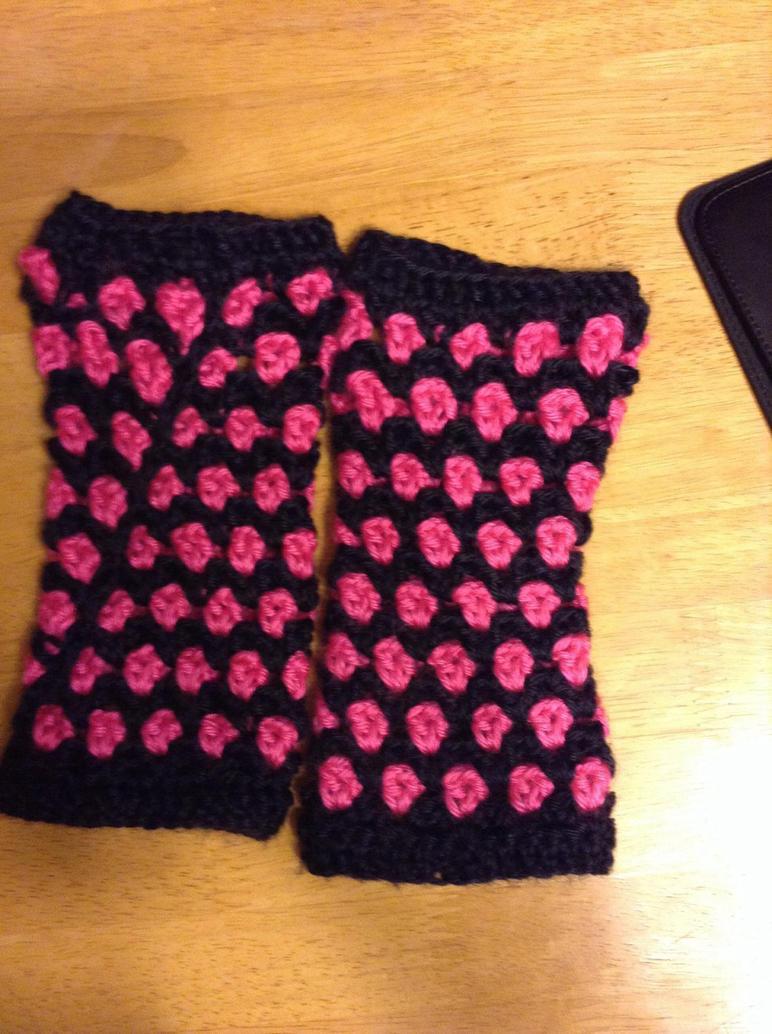 Fingerless Gloves by Kathskrafts