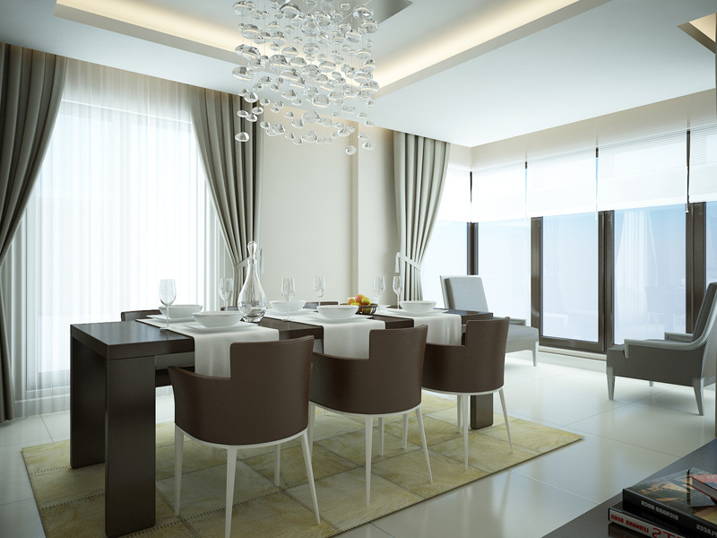 dining room by eveyhammondevey