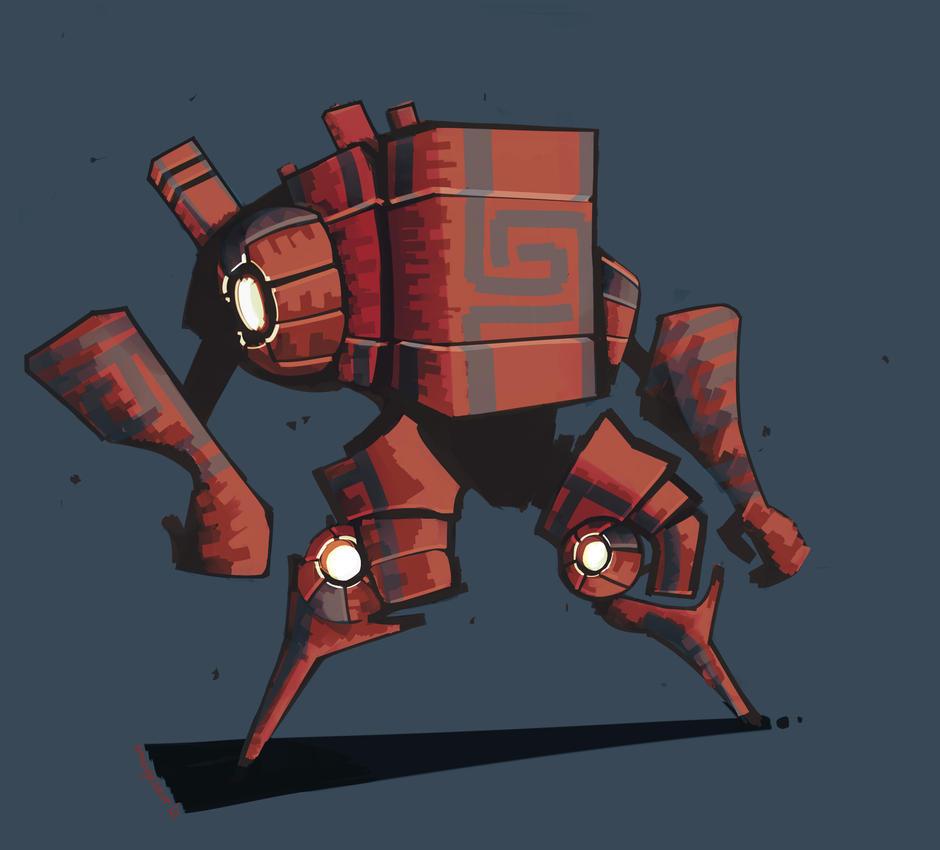 Field Suit by Orangesaur