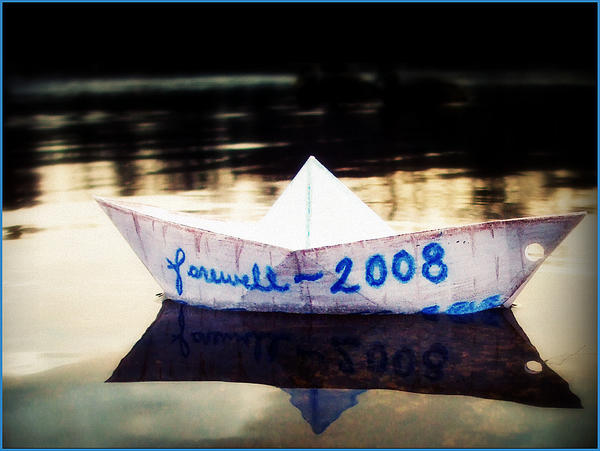 2008 Paper Boat by ghettojack