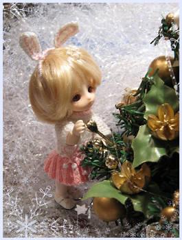 New Year Bunny