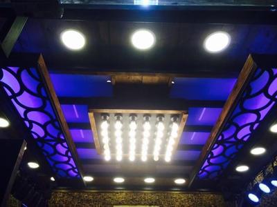 Metal  wood  lights  by AHMEdbEBO