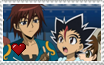 ChauShin x Masamune stamp by ShincciStamps