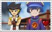 DaXiang x ChiYun stamp by ShincciStamps