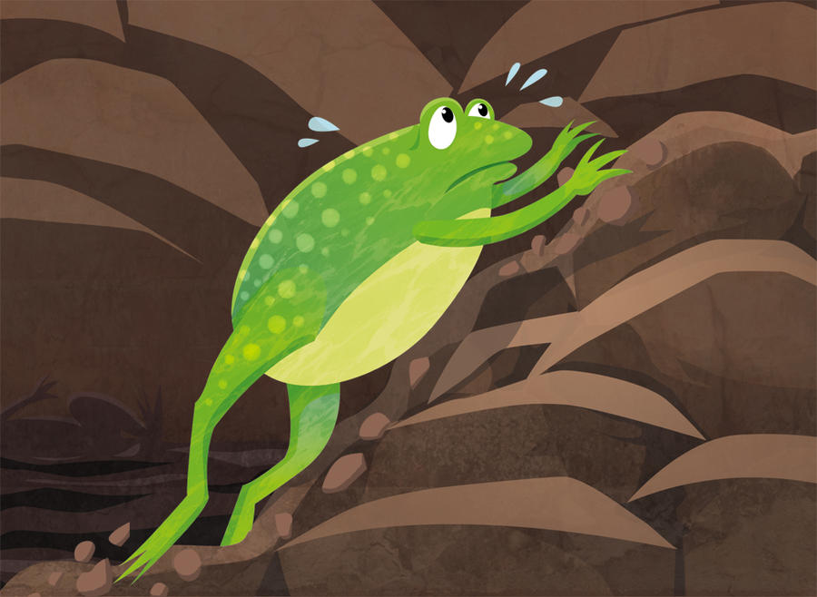 The Frog by hanno