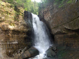 Waterfall II by SingularStock