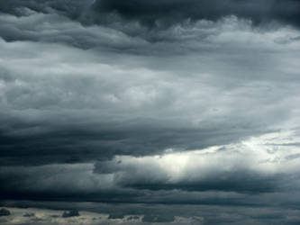 Clouds Stock IV by SingularStock