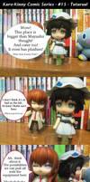 Kuro-Kinny Comic Series - Tuturuu! (Page 1) by Kuro-Kinny