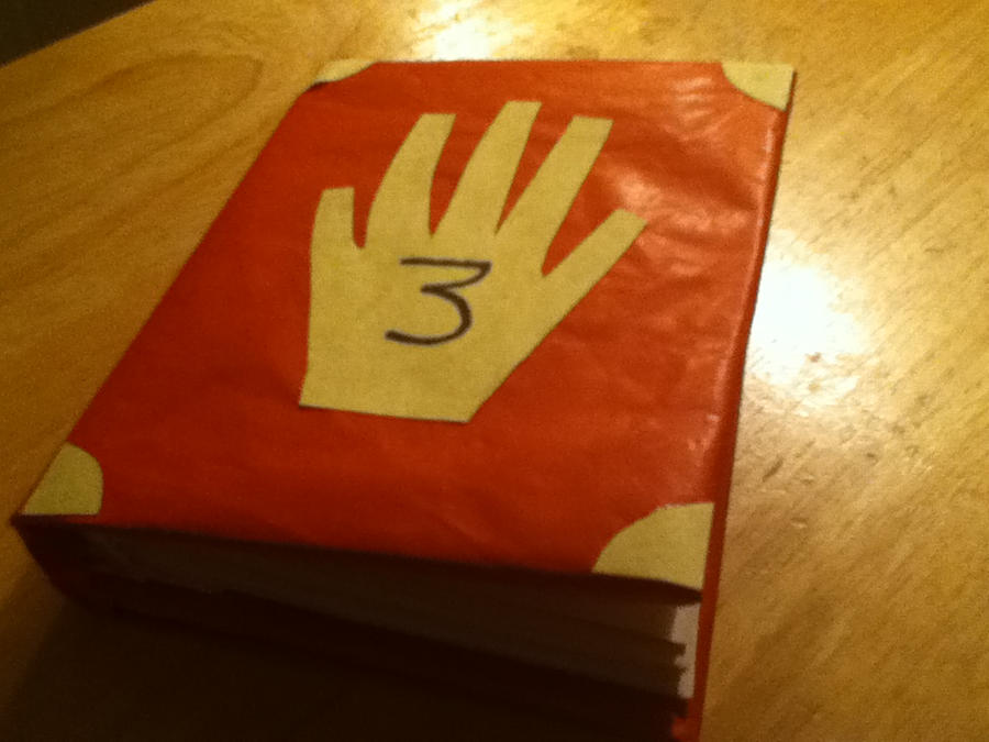 Gravity Falls- Journal by Dangerous-bliss-1