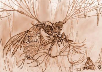 Cave Shrimp by TheJack-jack