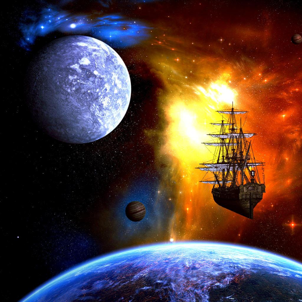 New Horizons by Lemmy-X