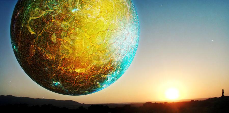 New Dawn by Lemmy-X