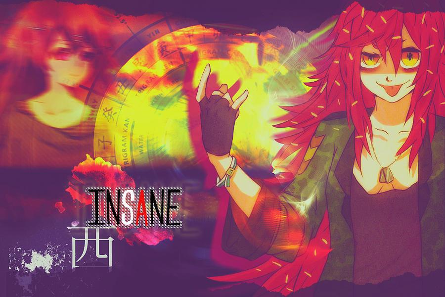 Wall Insane by mio-umineko