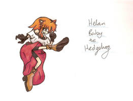HelenBaby the Hedgehog