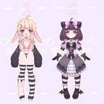 [1/2 Open] adopts ^^
