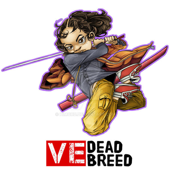 VEBreed2ComicTitleResized by Himoru