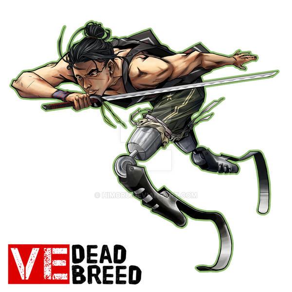 VEDeadBreedPete80DPI by Himoru