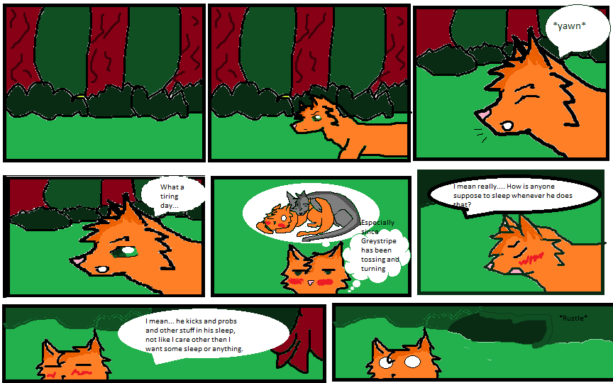 Graystripe x Fireheart Comic by Kai-Yukimura on DeviantArt