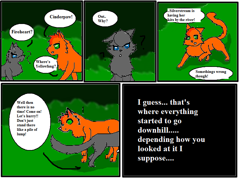 Graystripe And Silverstream Mating Fanfiction