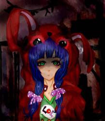 Death Rabbit by Hitokuchi