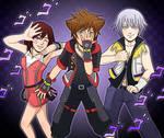 Destiny Trio!
