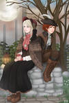 Plain Doll and the Good Hunter