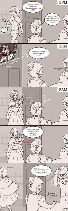 Bloodborne: Parent's point of view??