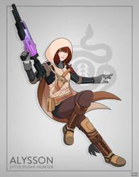 Cunning Hunter by StarletHeaven