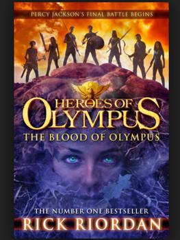 HoO- The Blood Of Olympus