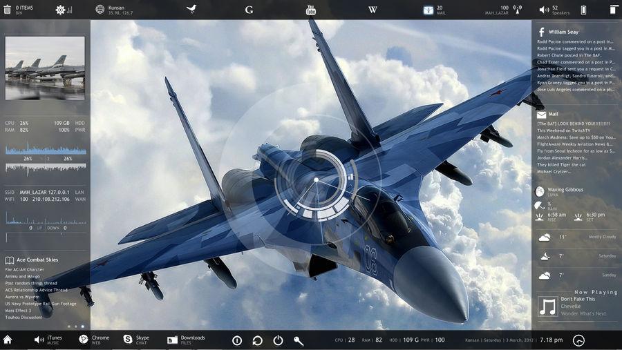 My Sukhoi Su-35 Wallpaper by Strigon-zero ...