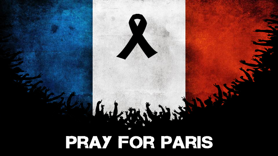 pray for paris support picture by embush on deviantart