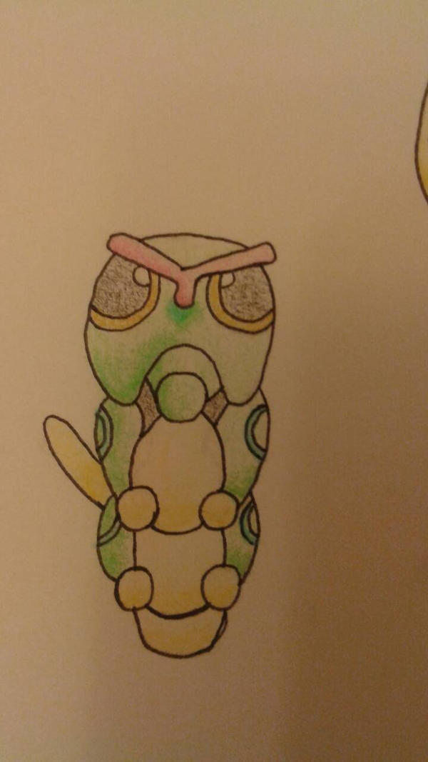 What a Caterpie-llar!