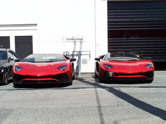 SV Duo by SeanTheCarSpotter