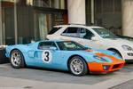 Gulf Racing GT
