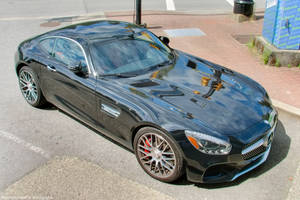Black GTS by SeanTheCarSpotter