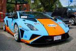 Gulf Racing Gallardo