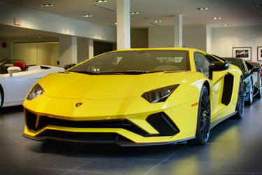 Aventador LP740 S by SeanTheCarSpotter