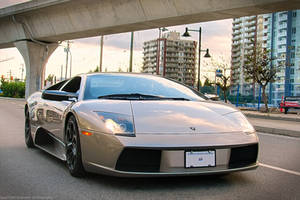 Sunset Classic Murcielago by SeanTheCarSpotter