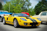 Classic Ford GT