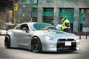 Liberty Walk GT-R by SeanTheCarSpotter