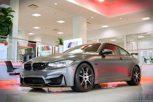 M4 GTS by SeanTheCarSpotter
