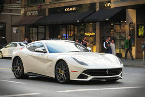 Creamy F12 by SeanTheCarSpotter