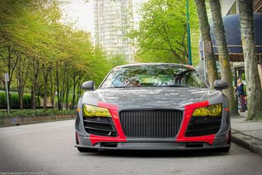Super R8 V10 by SeanTheCarSpotter