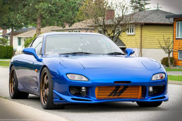 Sporty RX-7 by SeanTheCarSpotter