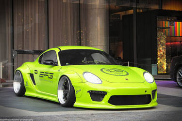 Super Cayman by SeanTheCarSpotter